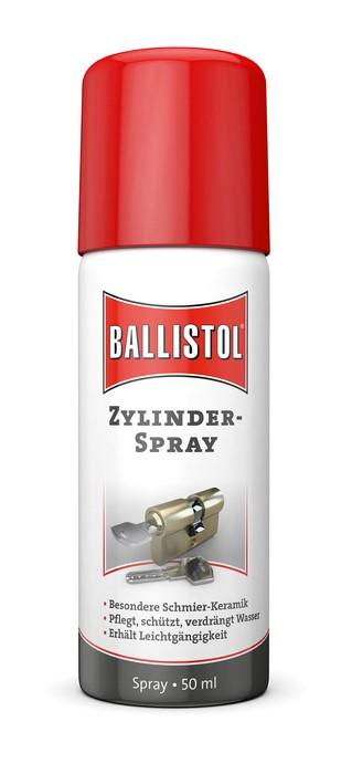 Cylinder slot spray 50ml