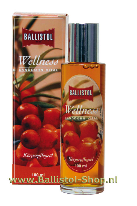 Massage olie Duindoorn
