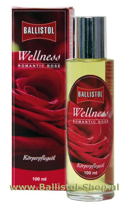 Massage olie Romantic Rose