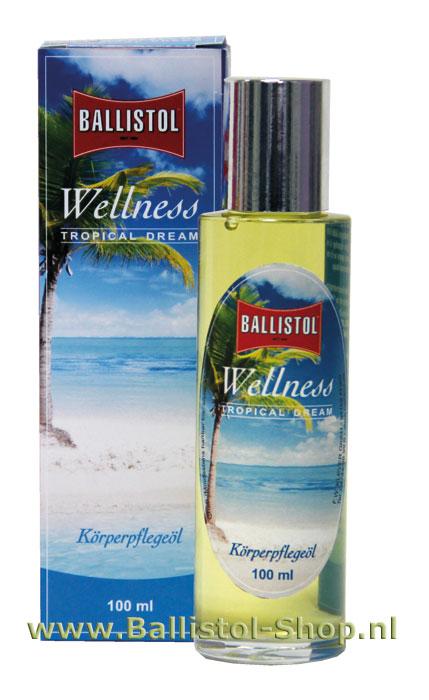 Massage olie Tropical